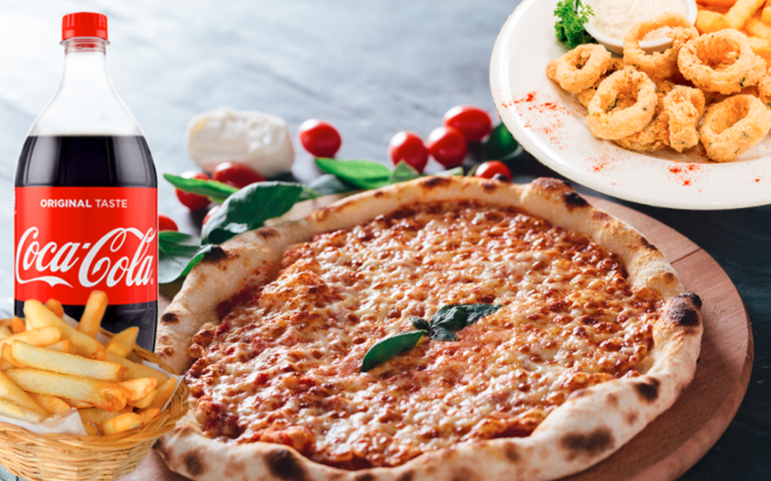Offerta Fish e Pizza